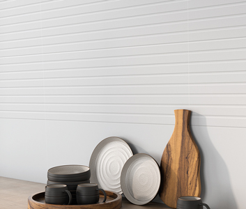 Detalle Saten Blanco Ribbon 35x90 cm y Saten Blanco 35x90 cm