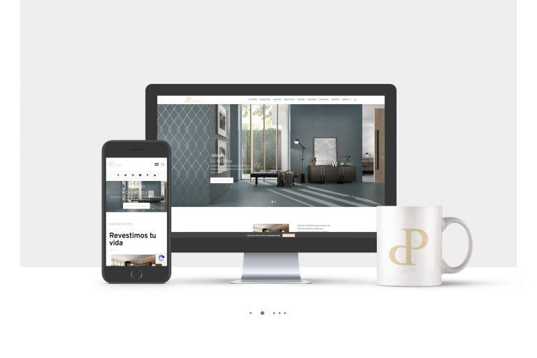 Meet our new website