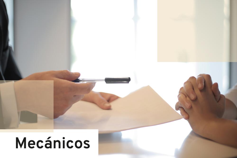 OFERTA DE EMPLEO-MECANICOS
