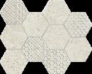 2126PMHKEGR_MOSAICO HEXAGONO KENT GREY 21X26