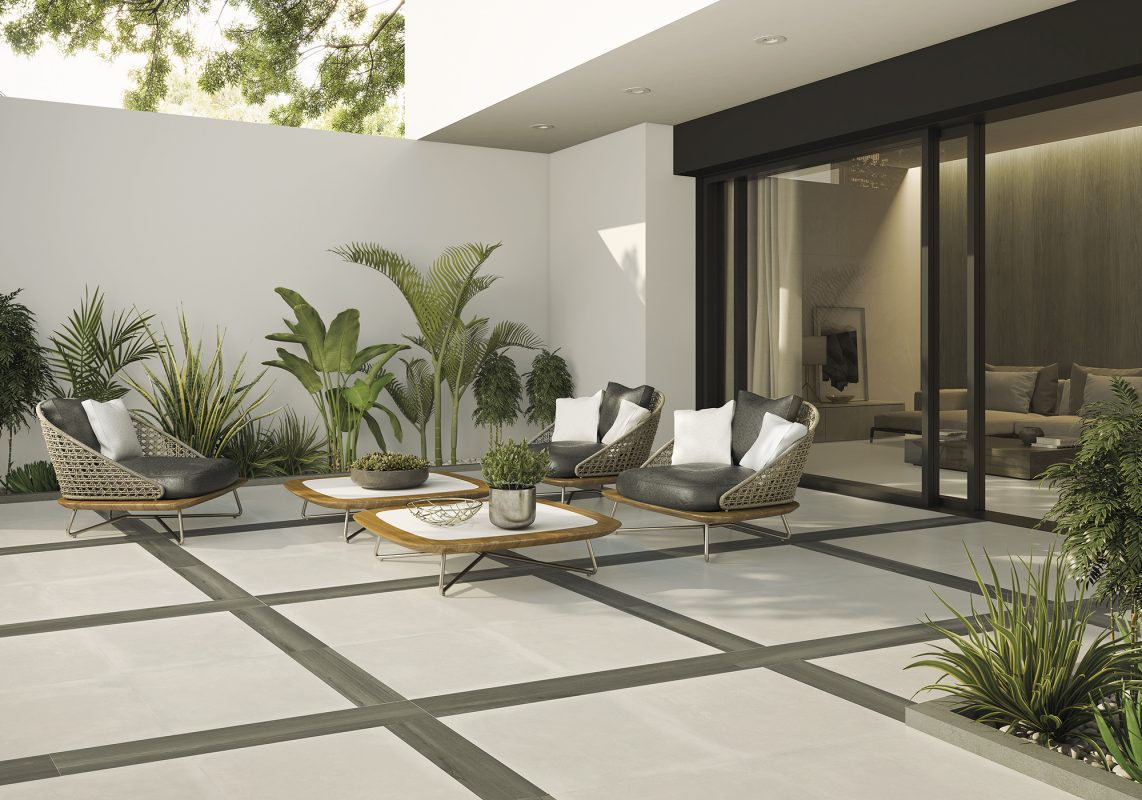 AMBIENTE_TECTONIC WHITE 60X60